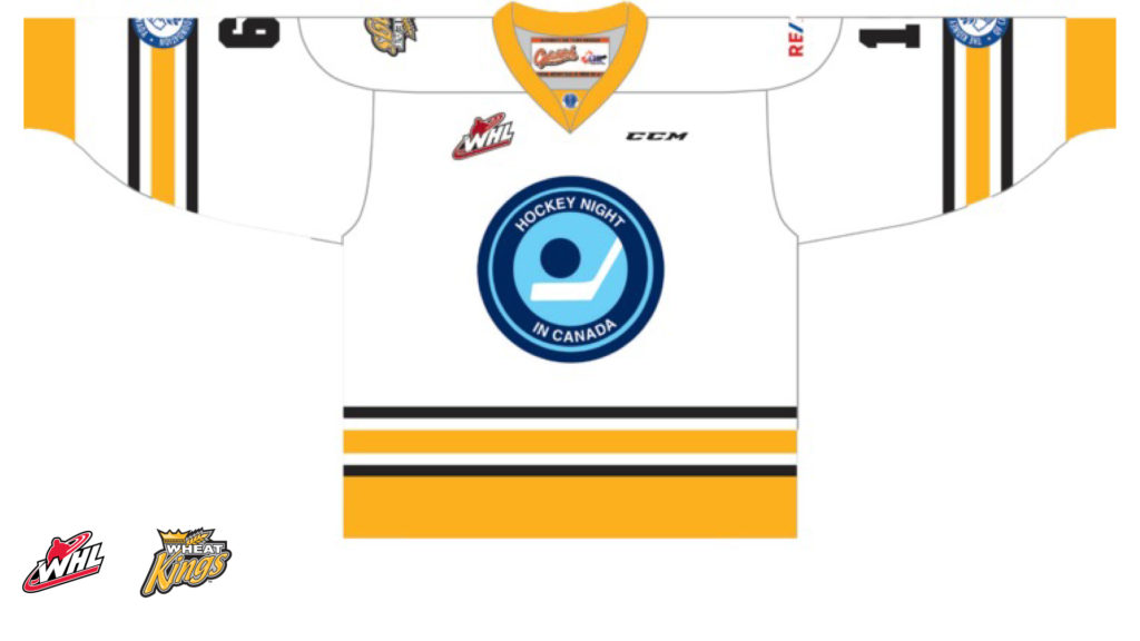 Wheat Kings unveil jerseys for RE/MAX Presents: WHL Suits Up to ...