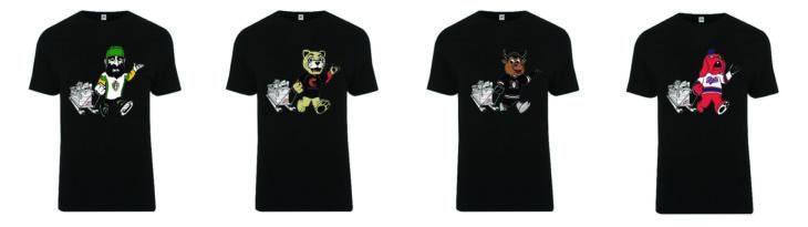 T Shirt Mocks 1